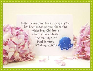 Which Come With An Oli Lapel Pin These Wedding Favours Are A Brilliant Way To Show Guests On Your Day That You Have Chosen Support Alder Hey