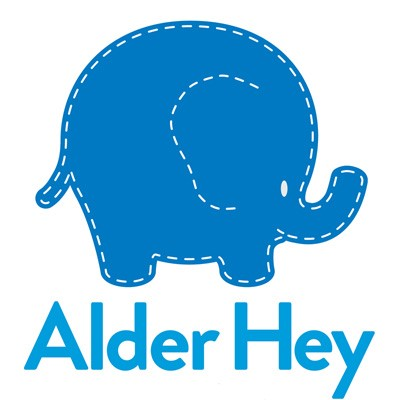 Image result for alder hey logo