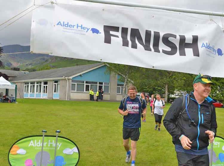 Could you conquer Coniston? These 30 teams took the challenge