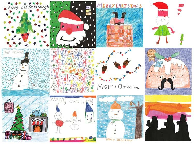 Alder Hey 2015 charity Christmas cards now available!