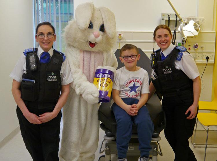 Easter at Alder Hey – some things never change!