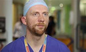 Iain Hennessey, Alder Hey surgeon and Clinical Director of Innovation