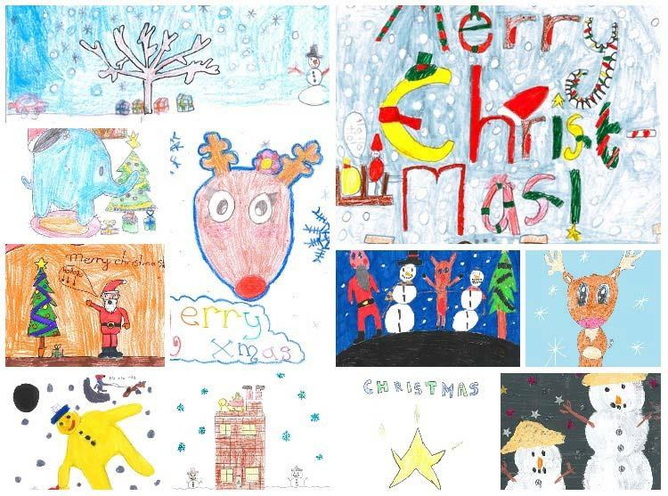 2017 charity christmas cards now on sale - Christmas Cards For Charity 2017