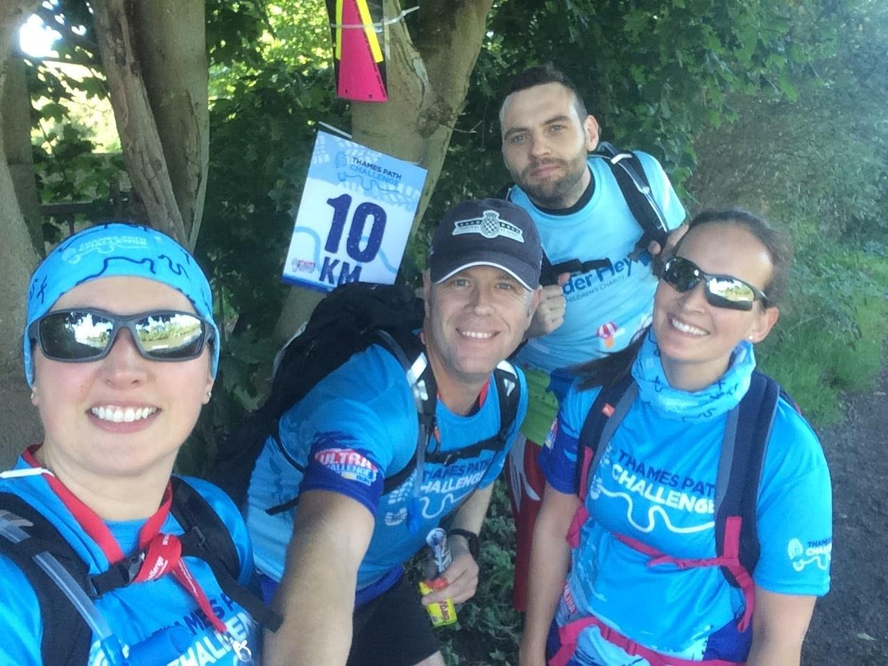 The 100 km Challenge - Paul's story