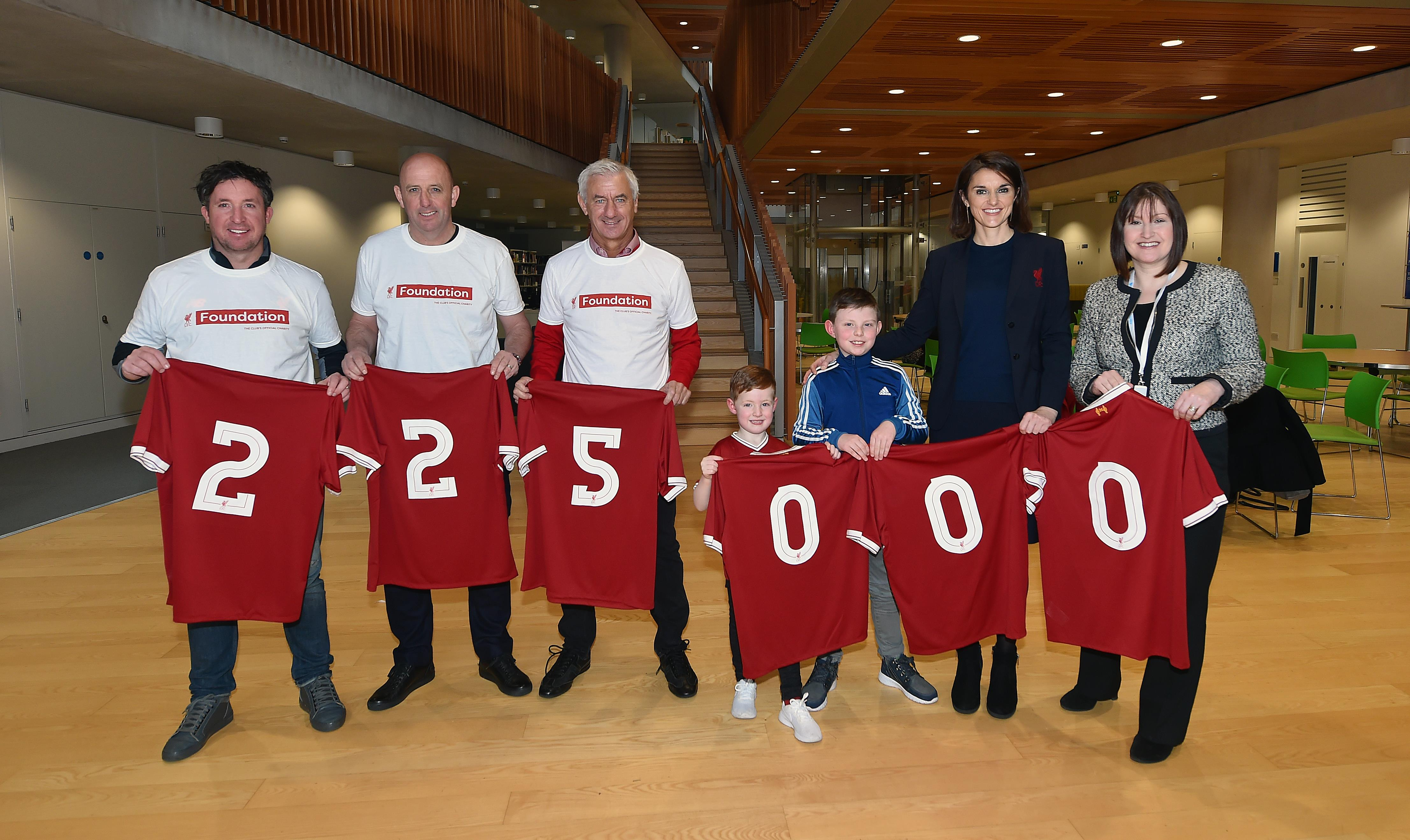 LFC Foundation donates £225,000