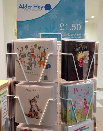 Now You Have All Occasions Covered Alder Hey Childrens Charity