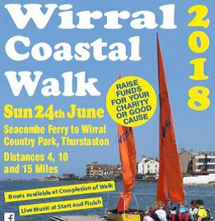 Coastal Walk now taking registrations